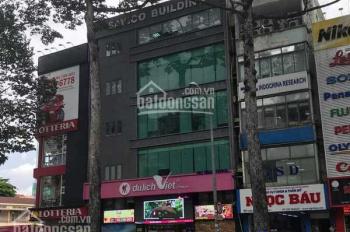 Bán nhà mặt tiền đường Nguyễn Văn Cừ, Quận 1, DT 10x16m, Trệt + 5 lầu. Giá 46 tỷ. LH 0938767186