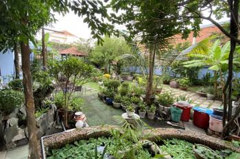 Bán khuôn đất mặt tiền ,sân vườn biệt thự, thổ 100%, 12m x24m, giá chỉ 12 tỷ