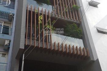 Bán nhà hẻm xe hơi quận 3, gần mặt tiền đường Cao Thắng, DT 6.6 x 20m, kết cấu 3 lầu