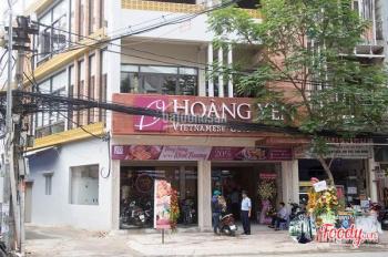 Cho thuê nhà 3 lầu ST góc 2MT Lê Văn Sỹ, Q3, DT: 12x18m giá 210 triệu/tháng, LH: 0915769007