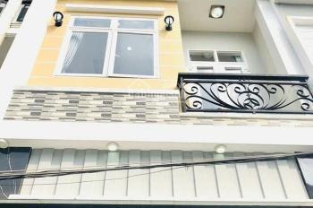 Chính chủ bán nhà HXH 5m đường Tân Kỳ Tân Quý 1 trệt 2 lầu giá 1,63 tỷ tặng nội thất.
