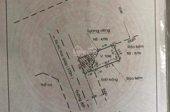 Bán nhà mặt tiền đường Thạnh Lộc 41, ngang 7m