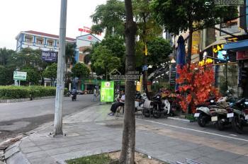 Bán gấp nhà mặt phố Nguyễn Văn Huyên gần Nguyễn Khánh Toàn, 43m2 x 2 tầng, MT 4,7m, giá 20 tỷ