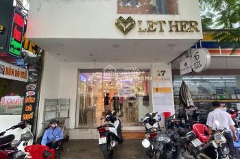 Cho thuê nhà góc 2 mặt tiền Tô Hiến Thành và Hồ Bá Kiện ngang 8m, khu vực trung tâm kinh doanh