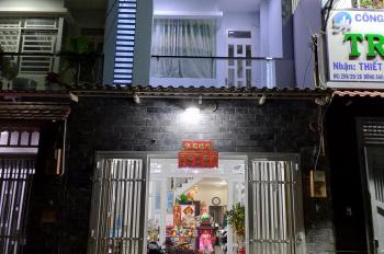 Nhà đẹp mặt tiền đường 892 Tạ Quang Bửu 4x18m