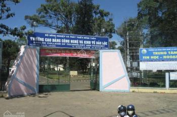 Bán lô đất cách trường cao đẳng kinh tế Bảo Lộc 900m, giá chỉ 4tr/m2