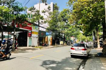 Bán nhà mặt tiền đường Trương Định, dt: 8m x 20m, khu vực kinh doanh sầm uất
