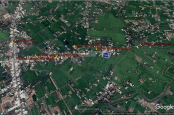Cần bán gấp đất 2 mặt tiền đường nhựa 6m, làng nghề tủ thờ Gò Công