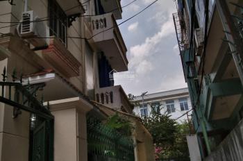 Bán nhà số 17 ngõ 158 Ngọc Hà, diện tích 58m2 x 4 tầng biệt thự. Mặt tiền hoa hậu 6.5m, giá: 5.25 ỷ