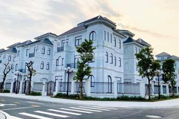Bán suất ngoại giao Vinhomes Green Villas 4 tầng 272m2 đóng 35% nhận nhà CK đến 6%, tặng 2 cây vàng