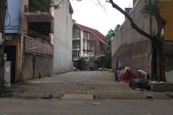 Đất vàng Ba Đình: 350m2 đất căn góc đẹp nhất phố Liễu Giai cực hợp xây khách sạn, văn phòng
