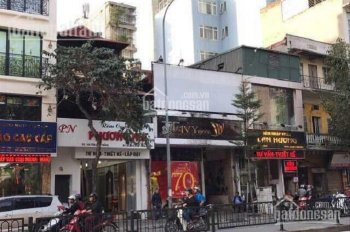 Nhà lô góc 2 mặt phố Tôn Đức Thắng Đống Đa DT 92m2 vị trí giữa phố, KD sầm uất 21 tỷ 0986073333