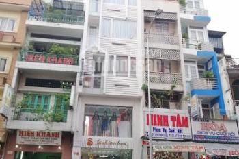 Bán nhà mặt tiền đường Hai Bà Trưng, p. Tân Định, Quận 1, DT 4.2x20m, TN 100 triệu/tháng, giá 44 tỷ