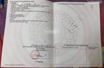 Bán đất giãn dân Hạ Bằng, sát vành đai CNC Hòa Lạc, DT 100m2, MT 5m. LH 0961.266.229