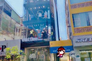 Cần bán nhà 7 lầu mặt tiền Nguyễn Trãi, Lê Hồng Phong, Q. 5, DT: 4.6x21m. Giá 41 tỷ tL