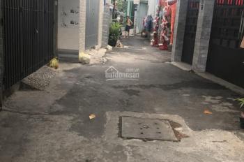 Bán nhà 71.4m2 đường 14, phường 8, Gò Vấp