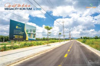Mở bán Megacity KonTum phân khu The Central - Thanh toán chỉ 270 triệu - LH 0905009771