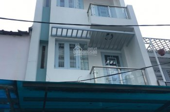 Bán nhà hẻm 8m đường Gò Dầu, Q. Tân Phú, DT 4x12m, đúc 3.5 tấm mới, gía 5.65 tỷ TL
