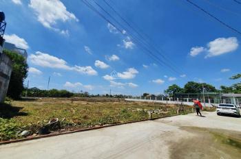 Kẹt tiền bán gấp lô đất 85m2 - xã Quy Đức - Bình Chánh, sổ hồng riêng - full thổ cư, giá TT