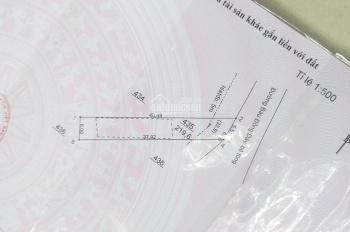 Lô đất chính chủ 5.5x40m, giá chỉ 700tr