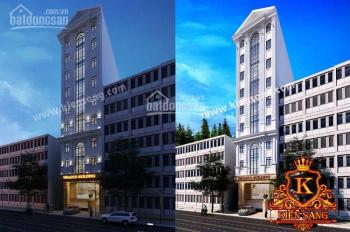 (SIÊU HIẾM) mặt phố Phan Đình Phùng BA ĐÌNH 68m X 9 tầng 56 tỷ