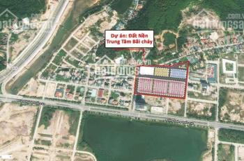 Cần bán lô đất thương mại dịch vụ, khách sạn trung tâm Bãi Cháy - Hạ Long