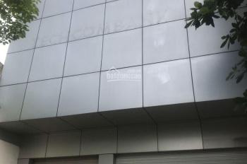 Cho thuê nhà MT đường Hồng Hà, P. 2, Tân Bình. Diện tích: 8x25m nhà 1 lầu trống suốt