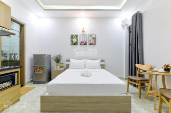 Cho thuê căn hộ dịch vụ 1 phòng ngủ đường Võ Thị Sáu, Quận 1, có bếp, thang máy chỉ 6 triệu/tháng