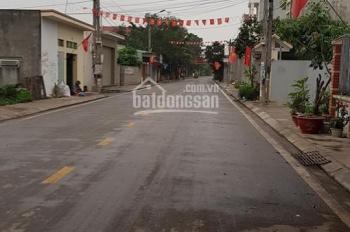Bán lô 100m2 ngang 5m, vị trí ngay chợ Đặng Cương, An Dương