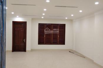 Cho thuê liền kề 90 Nguyễn Tuân, DT 75m2*5 tầng, mặt tiền 6m, thông sàn, thang máy. Giá 45 triệu/th