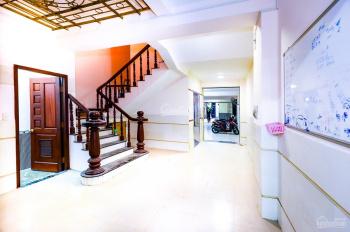 Bán nhà góc 2 MT đường Trần Quang Diệu - Lê Văn Sỹ, Quận 3. DT: 5X20m 5 lầu mới xây, giá 24 tỷ TL