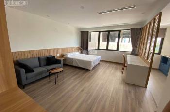 Cho thuê căn studio cao cấp hiện đại bậc nhất Bồ Đề, Long Biên 36m2 6tr Full Đồ