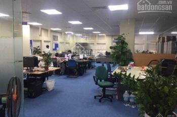Cho thuê văn phòng phố Nguyễn Trãi, Thanh Xuân, DT 250m2 - 300m2, từ 187 ngh/m2/th. LH 0886227128