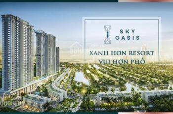 Sky Oasis, tòa tháp đôi với phố đi bộ dài 2.5km chuẩn Hàn Quốc