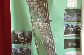 Chính chủ cần bán 90m đất DV An Thượng - Hoài Đức mặt đường to bốc thăm đợt 1. LH: 0936004499