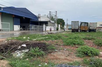 Ngân hàng thanh lý đất mặt tiền xe hơi ngay Bình Chuẩn, Thuận An. Giá: 15 triệu/m2 bao sổ hồng