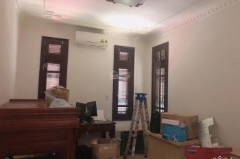 Cho thuê nhà nguyên căn khu đô thị Trung Văn mặt tiền 9m, diện tích 110m2 xây 4 tầng