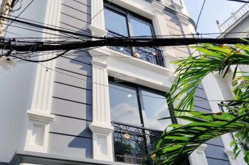 Biệt thự khu Khách sạn Đệ Nhất Quận Tân Bình, 125m2; Nở hậu, giá 16,5 tỷ