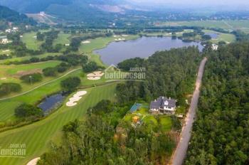 Chính chủ bán gấp 1000m2 khu nghỉ dưỡng sân golf Tam Đảo, sổ đỏ lâu dài, giá rẻ thích hợp làm villa