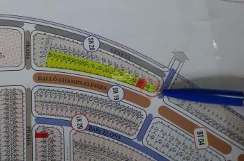 Bán gấp lô góc 3 mặt tiền 152m2, ngã 4 đường 30m, trung tâm đô thị Thái Nguyên