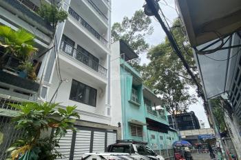 Cho thuê nhà 462/ Nguyễn Tri Phương, P9, Q10, DT: 5,5x15m, trệt 6 lầu, thang máy giá 80tr/tháng