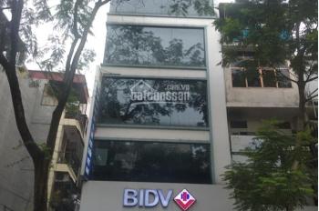 Bán nhà mặt phố Thái Thịnh, vị trí đẹp, kinh doanh tốt, chỉ 240tr/m2