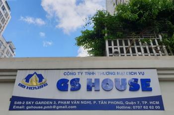 Công ty GS House chuyên cho thuê mua bán căn hộ Sky Garden, PMH, Q.7 LH PKD: 0707626200