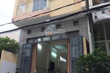 Cho thuê nhà 1 trệt 1 lầu đường Trần Khánh Dư, xéo Vincom Xuân Khánh, nhà 3 PN, giá 12 triệu/ th
