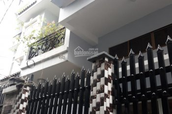 Cho thuê nhà nguyên căn mặt tiền Chu Văn An, Phường 26, Quận Bình Thạnh (gần siêu thị Coopmart)