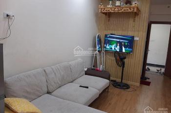 Bán căn 2PN, DT 60m2 nhà đẹp, nội thất đã có giá tốt tại tòa A CT36 Định Công. LH: 0342826198 Ninh