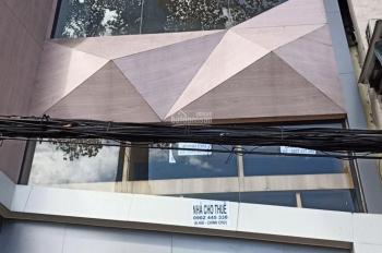 Nhà vị trí mặt tiền siêu hot đường Bùi Hữu Nghĩa, Q5 - đối diện chợ Hòa Bình - 5x25m - gía 45 tr/th