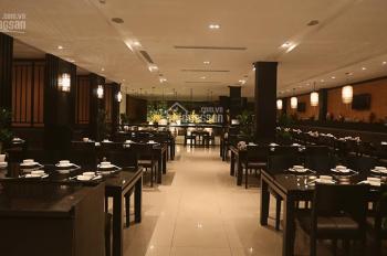 Cho thuê nhà hàng mặt phố lớn Hoàng Đạo Thúy, DTXD: 600m2 x 2 tầng, diện tích đất: 3000m2
