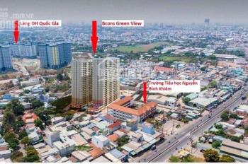 Bcons Green View, 1tỷ300/căn 2PN, MT Phạm Văn Đồng nối dài, cách sân bay TSN chỉ 30p, CK 1 chỉ vàng
