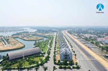 Cơ hội sở hữu biệt thự đẹp rẻ-tiềm năng-uy tín-độc đáo nhất Hội An 8 tỷ (3 tầng, 4PN, hơn 160m2)
